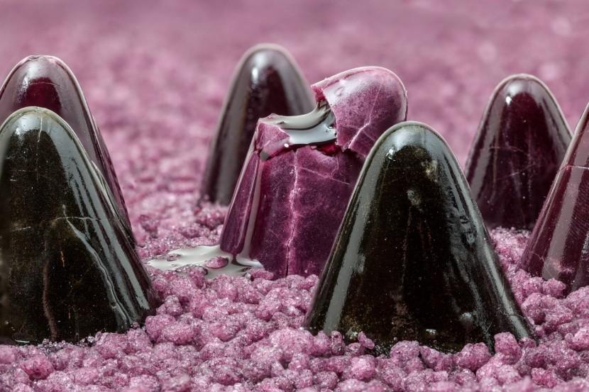 Cukrovinky nazývané Gentský nos