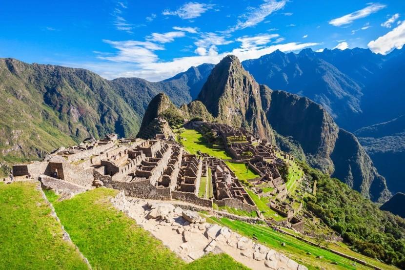 Machu Picchu (Cuzco, Peru)