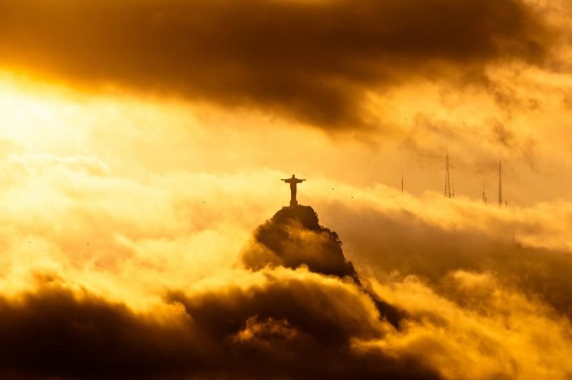 Socha Krista Spasiteľa (Rio de Janeiro)