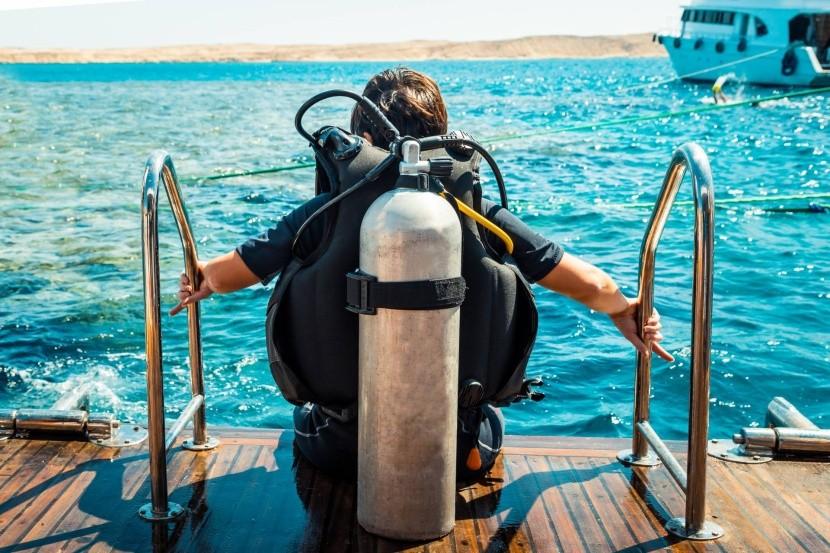 Potápačské kurzy v Červenom mori