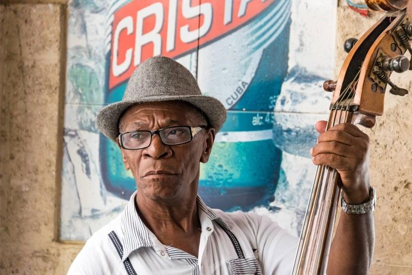 Kubánci sú skvelí hudobníci