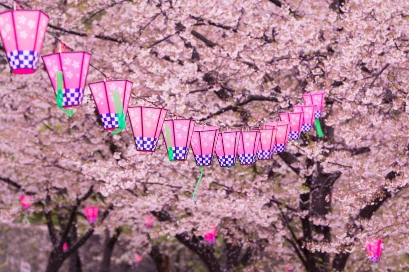 japonskej dátumu lokalít