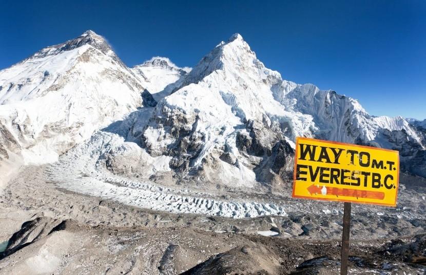 K základnému táboru Mt. Everestu