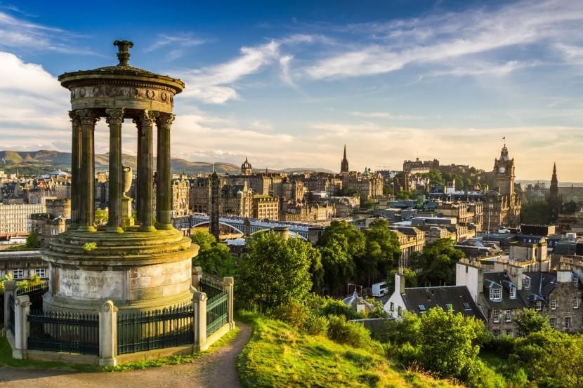 Edinburgh - kto by sa sem netúžil vrátiť?