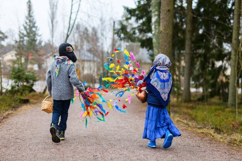 Veľkonočné fínske čarodejnice