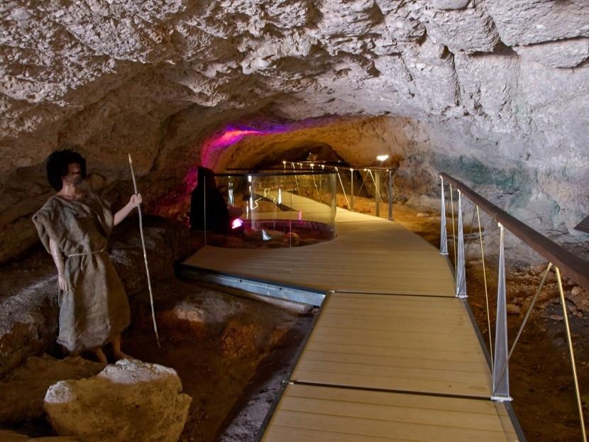 Jaskyňa Oziđana