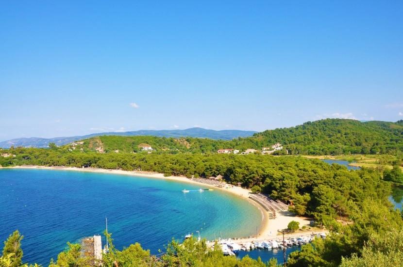 Pláž Koukounaries, Skiathos