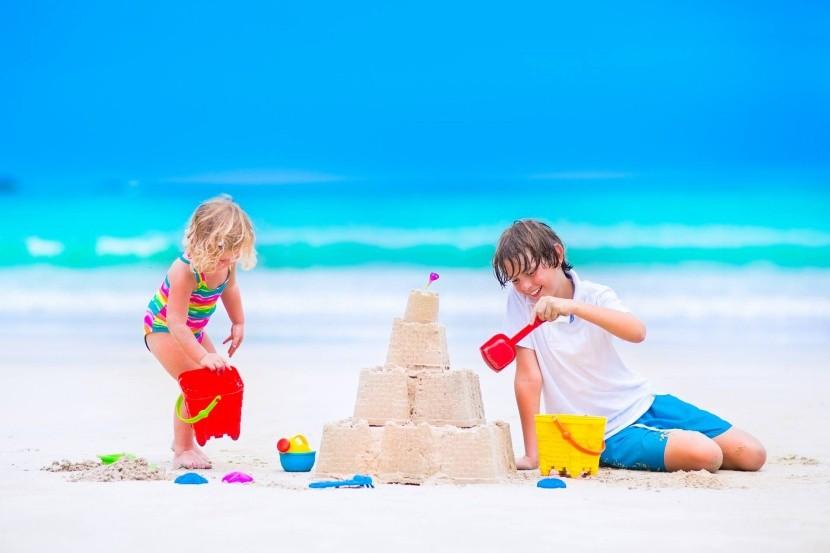 Hrad z piesku