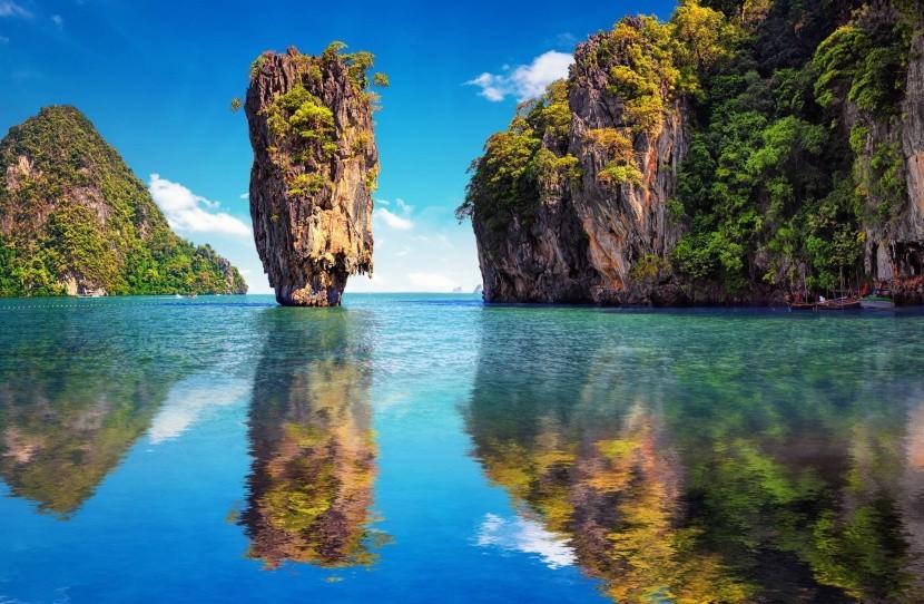 Ostrov Jamesa Bonda, Thajsko