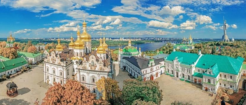 Kyjevskopečerská Lavra