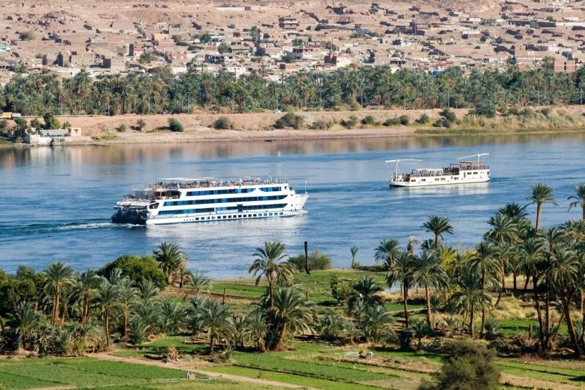 Plavba po Níle