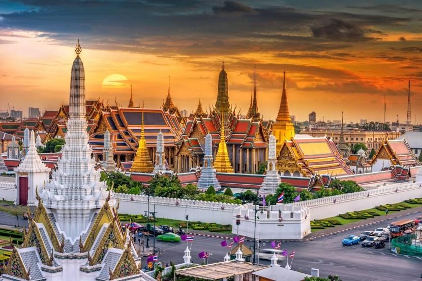 Urobte si stopover v Bangkoku