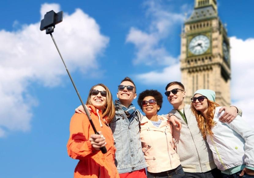 Navštívte napríklad priateľov v Londýne