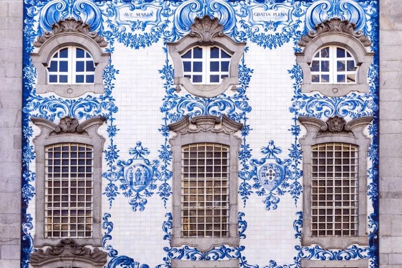 Azulejos v Porte