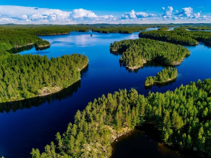 Fínska príroda