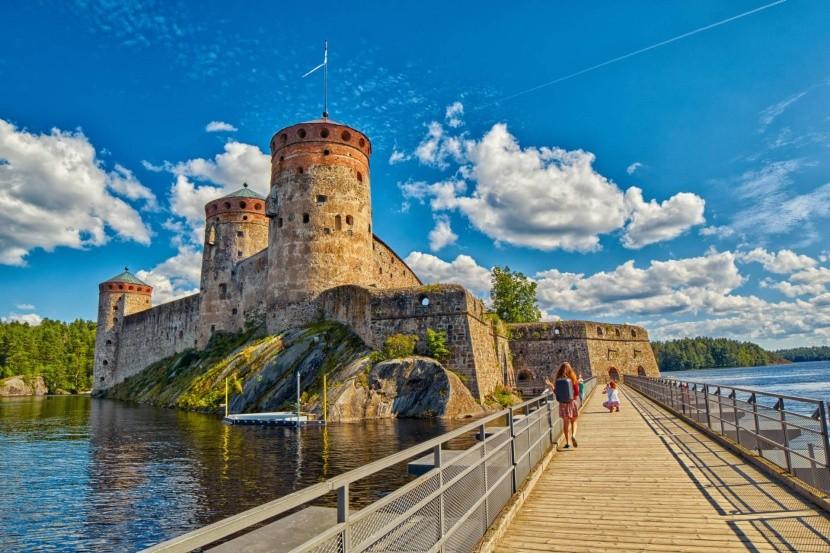 Savonlinna, Fínsko