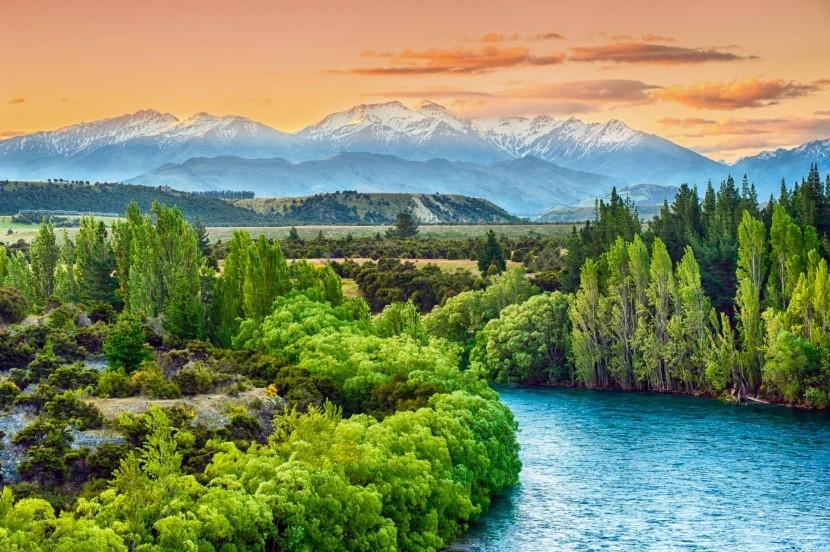 Príroda Nového Zélandu