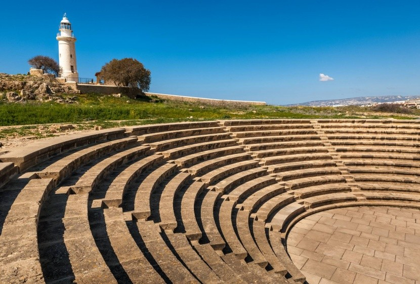 Odeon v Pafose