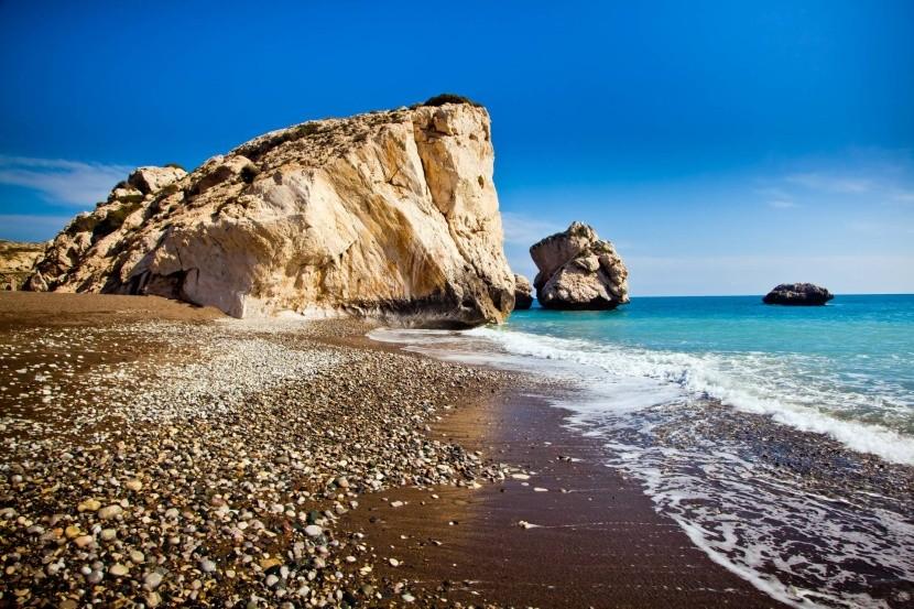 Afroditina skala, Cyprus
