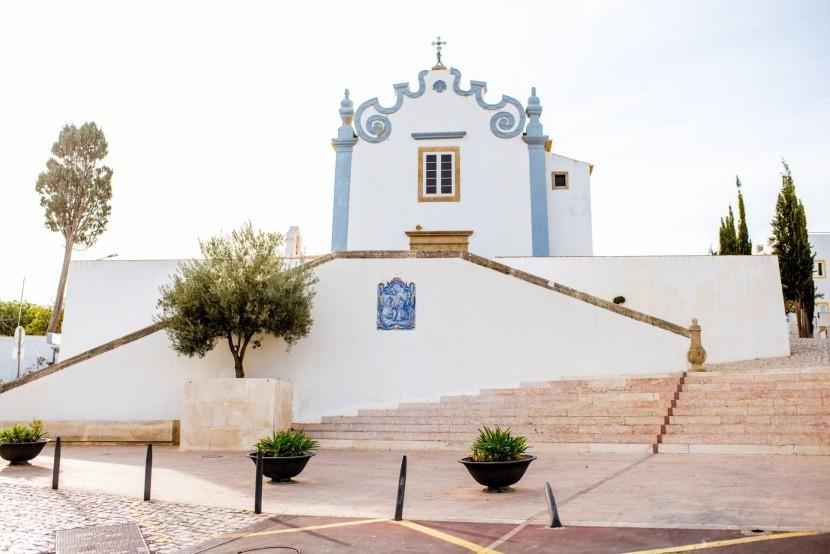 Kostol Sant'Ana, Albufeira
