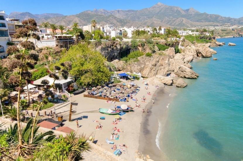 Nerja, Španielsko