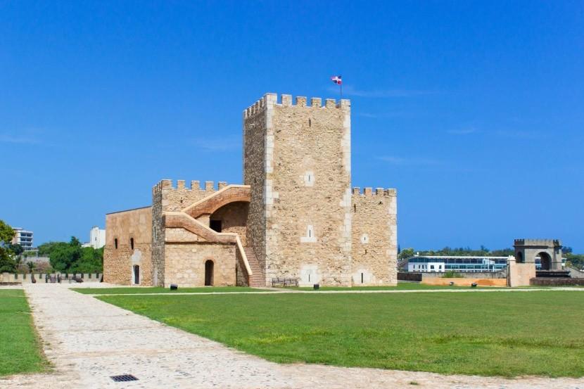 Pevnosť Ozama v Santo Domingu