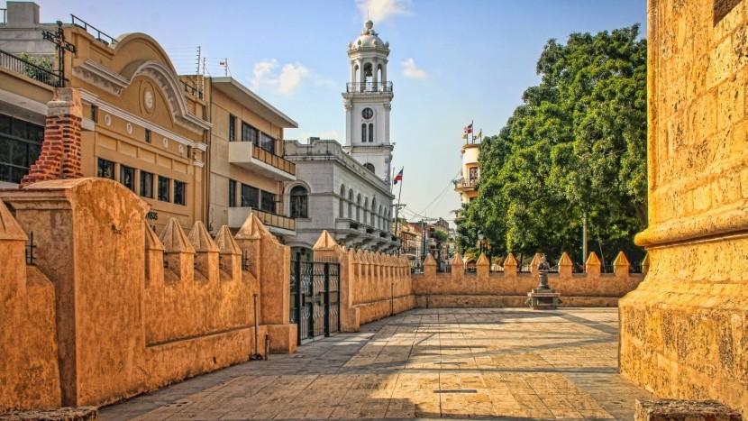 Koloniálna zóna Santo Dominga