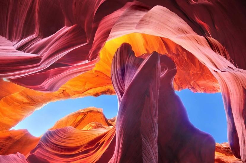 Canyon Antelope, Arizona