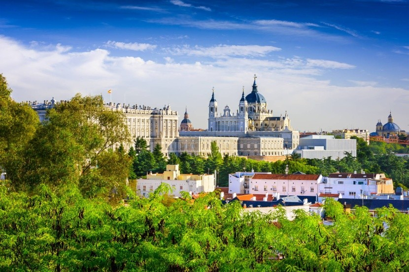 Madrid, Španielsko