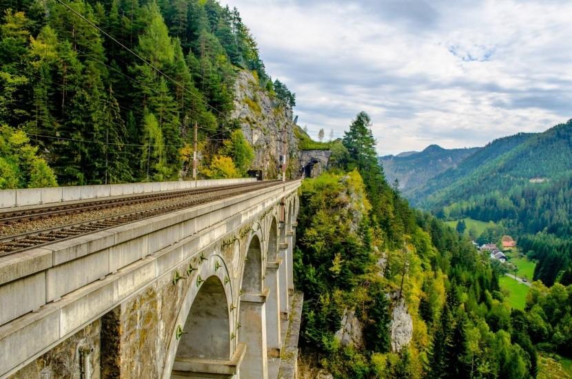 Semmeringská železnice