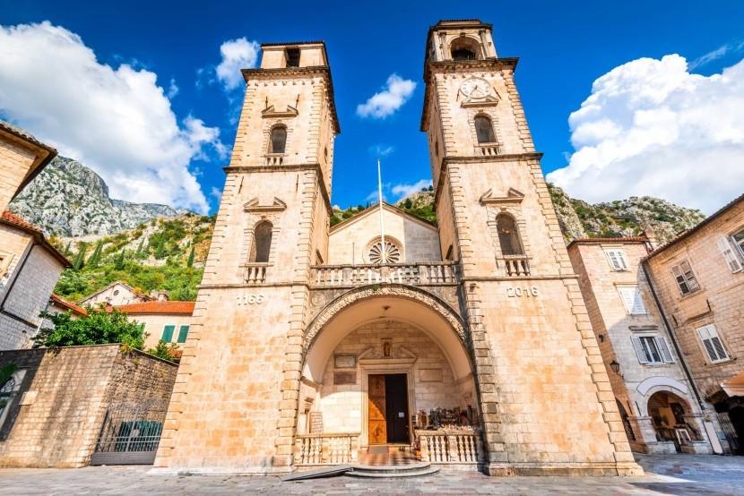 Katedrála sv. Tripuna, Kotor