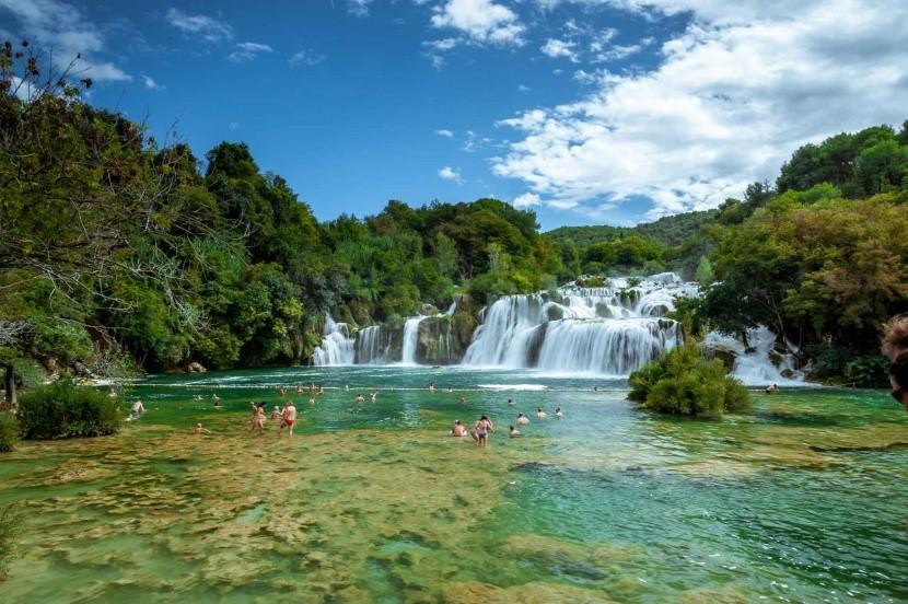 Národní park Krka (Chorvátsko)