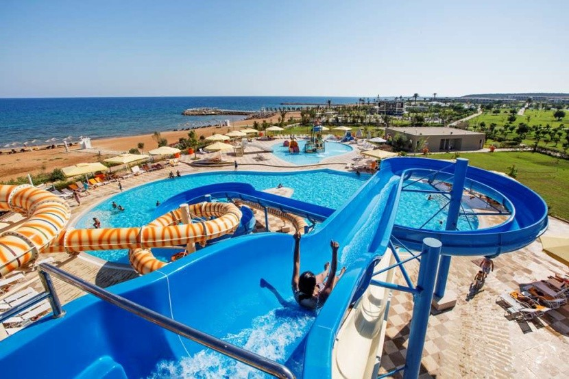 Noahs Ark Deluxe and SPA