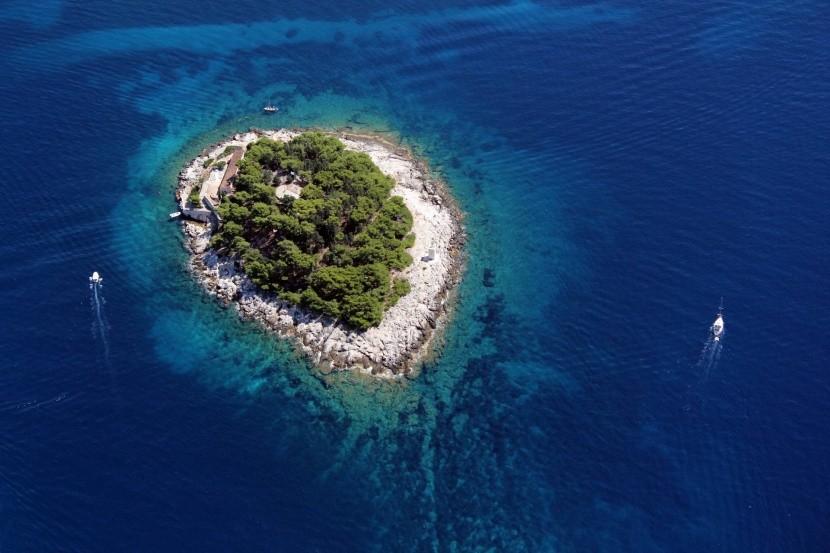 V Chorvátsku je nespočetné množstvo ostrovček