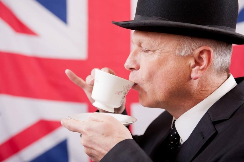 Pitie čaju je pre Britov udalosťou