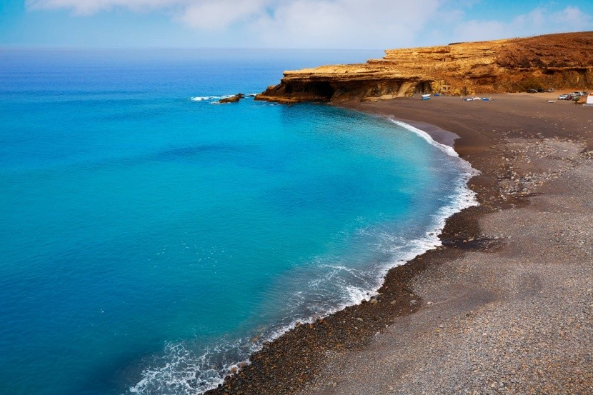Pláž Ajuy, Fuerteventura
