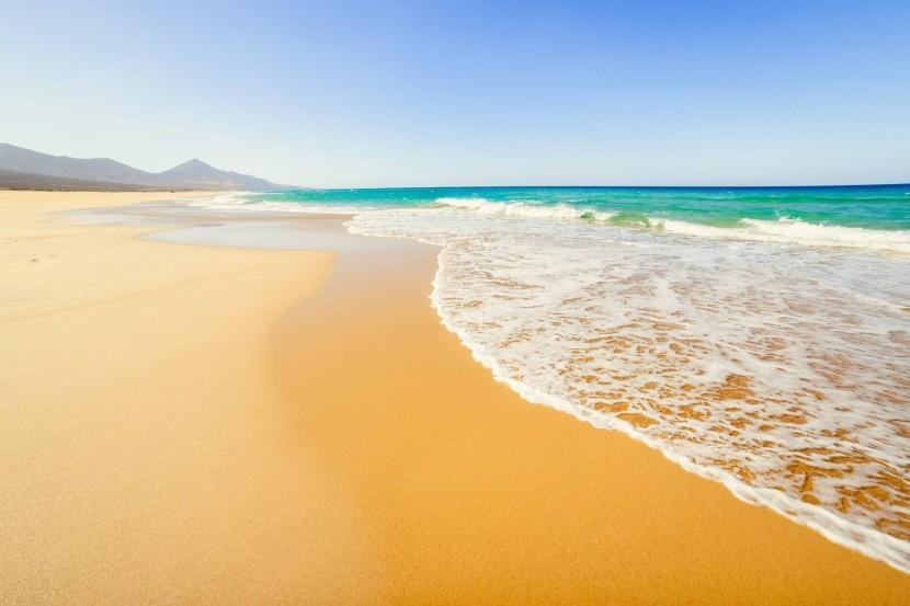 Pláž Cofete, Fuerteventura