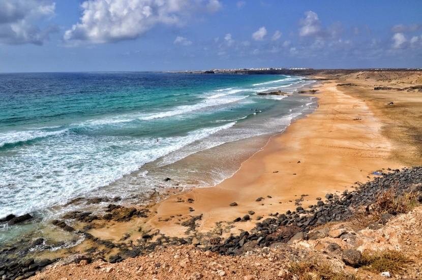 Pláž Esquinzo, Fuerteventura