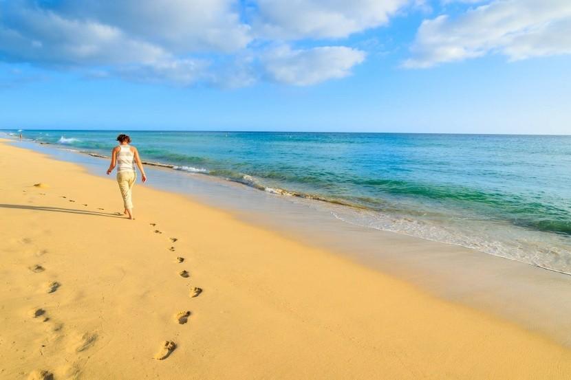 Najkrajšie pláže Fuerteventury