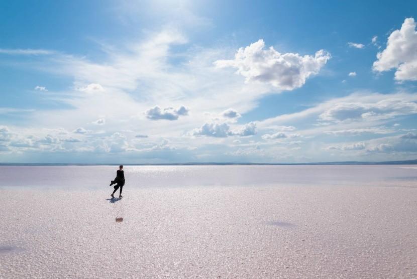 Jazero Tuz Gölü