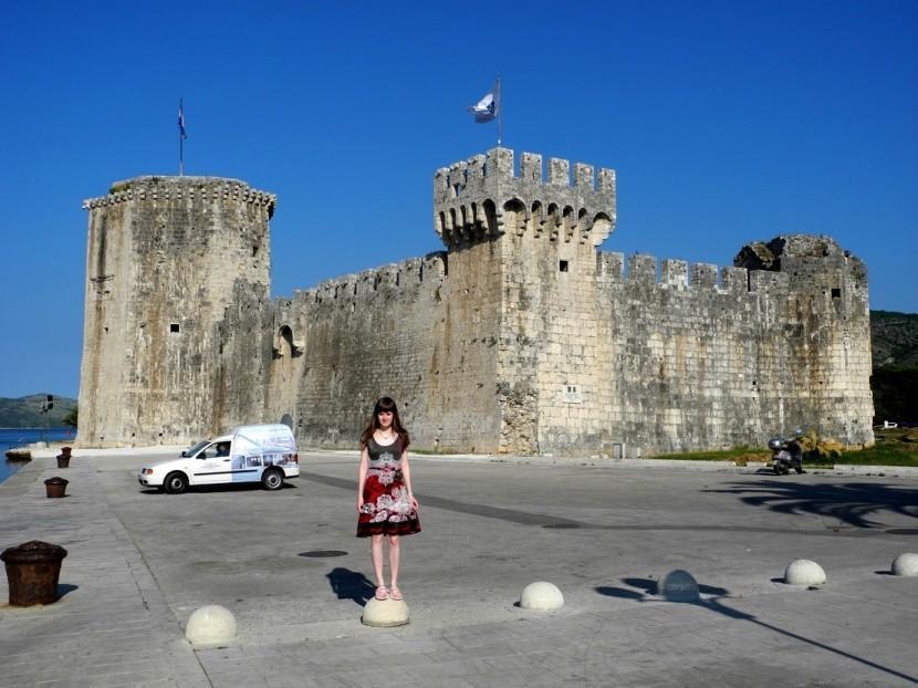 Pevnosť Kamerlengo v Trogire