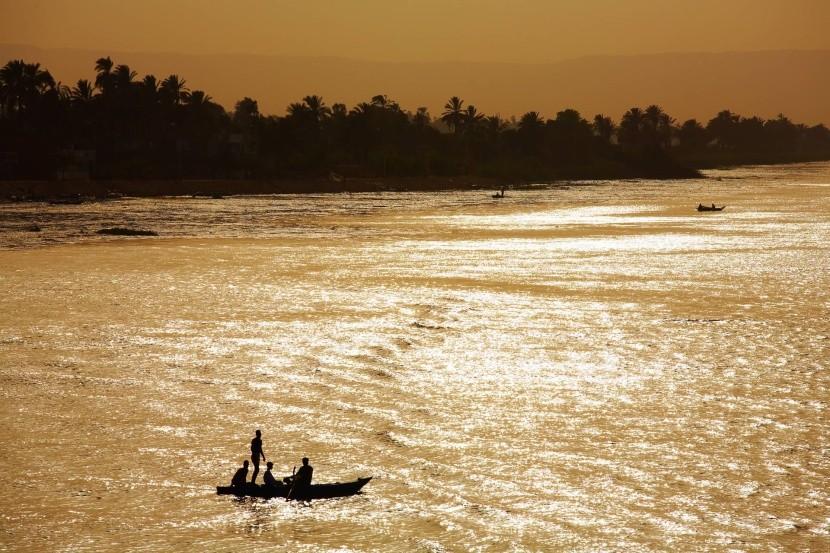 Rieka Níl, Egypt