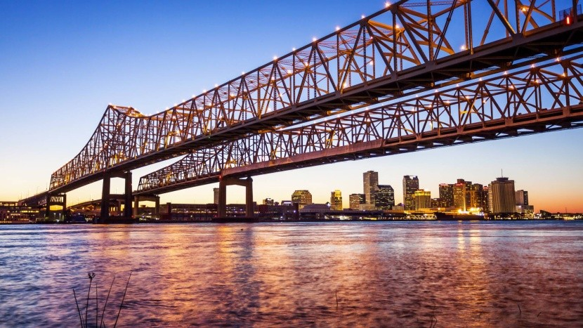 Mississippi, New Orleans