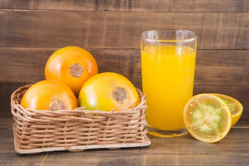 Džús z naranjilly