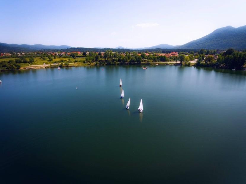 Jazero Kočevje