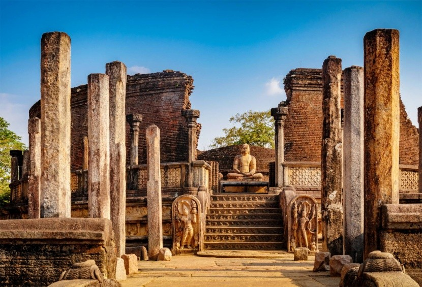 Staroveké mesto Polonnaruwa
