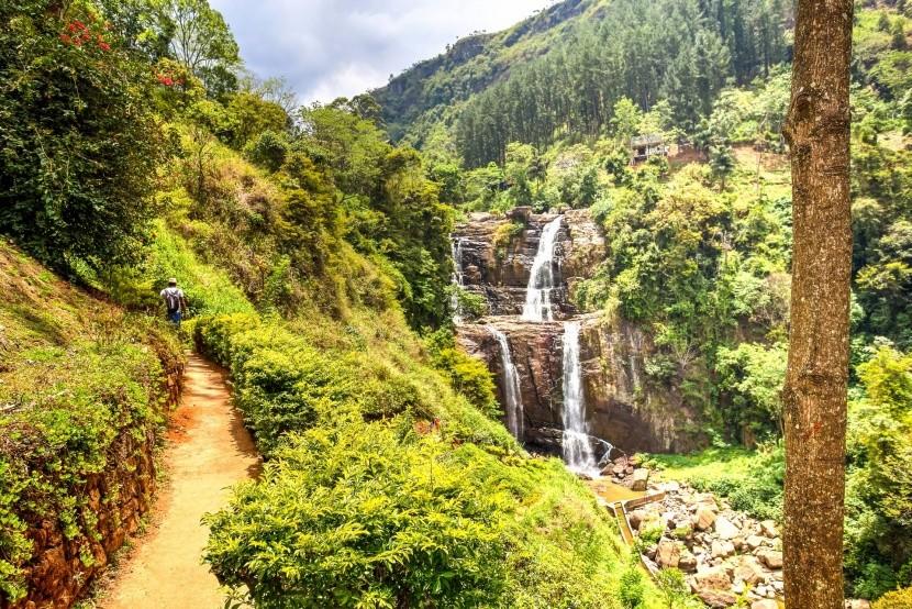 Srí Lanka priamo nabáda k turistike