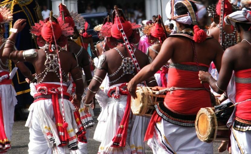 Festival Kandy Esala Perahera