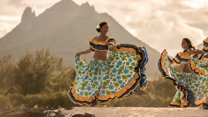 Tradičný tanec Sega