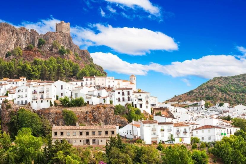 Španielsko, Andalúzia